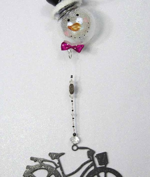 large-cruiser-metallic-charcoal-finish-vintage-metallic-accents-with-snowman-ornament