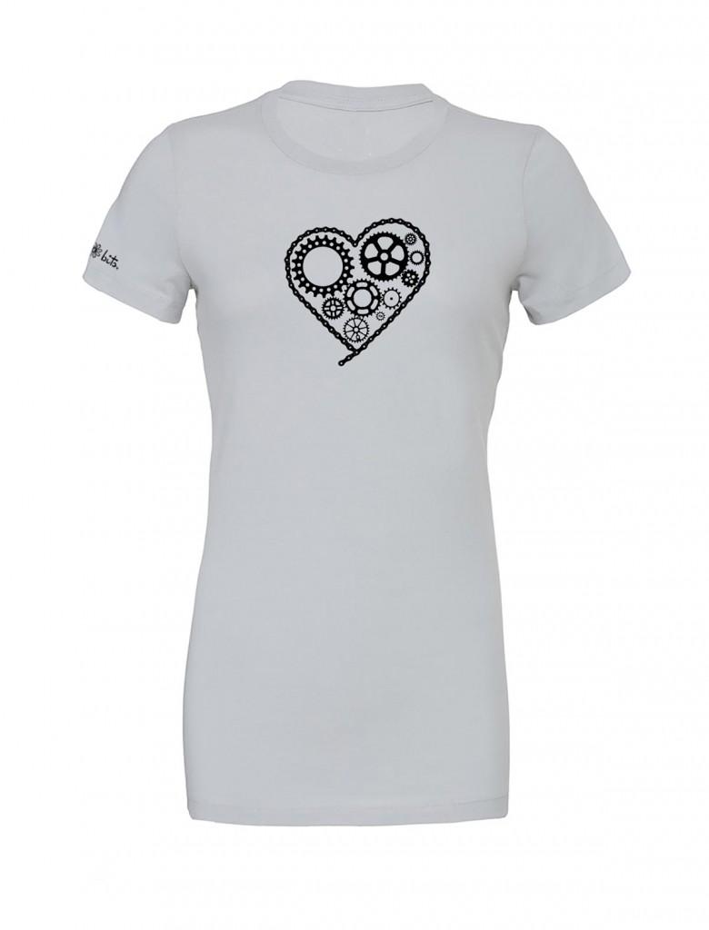 Women's-Chain-Heart-WTCH–04-Silver-&-Blk