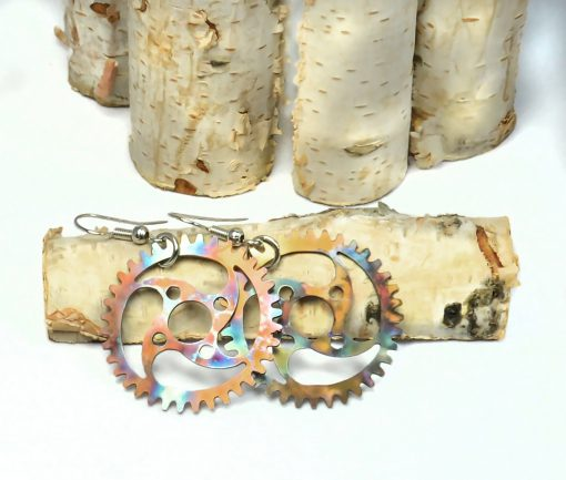 Bike Chain Ring Jewelry