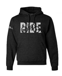 MTB Hoodie Long Sleeve Sweatshirt Rider Bike Artist Series