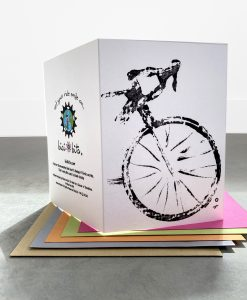 Bike Art, Road Bike, Gravel Bike, Cycling Gifts