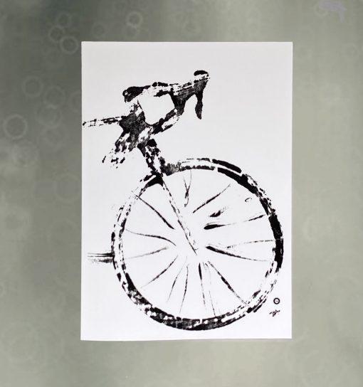 Bike Cards, Road Bike, Gravel Bike, Cycling Gifts